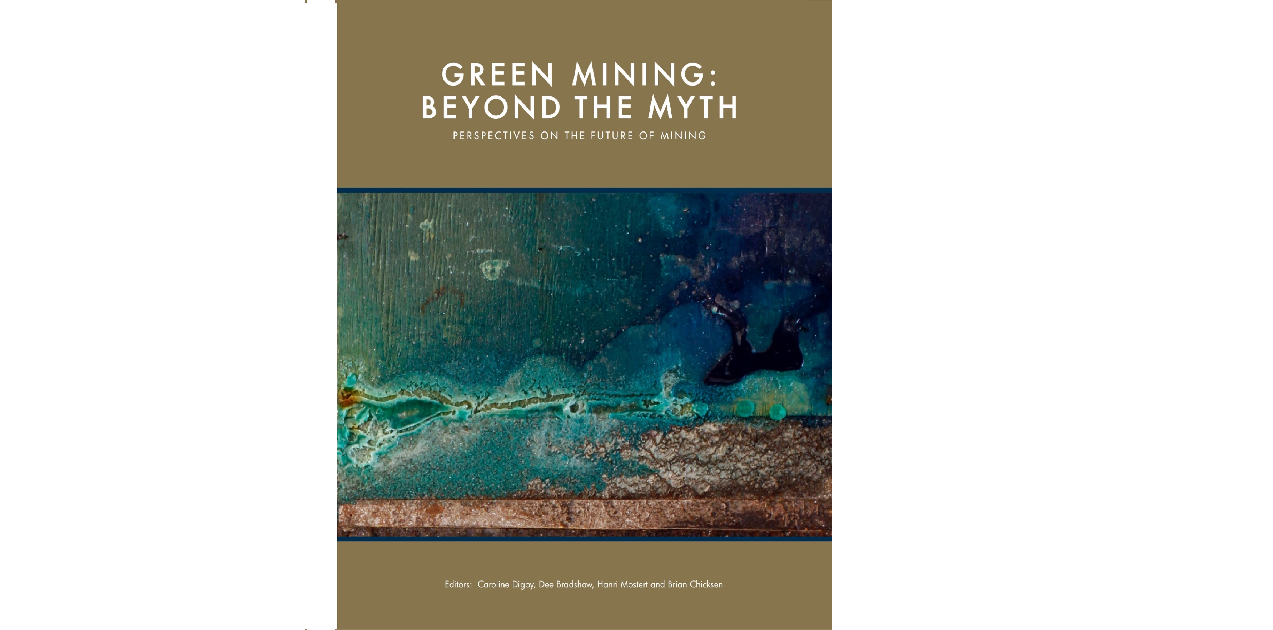 Green Mining Book cover